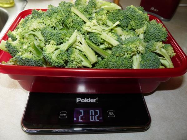 2# Broccoli Florets
