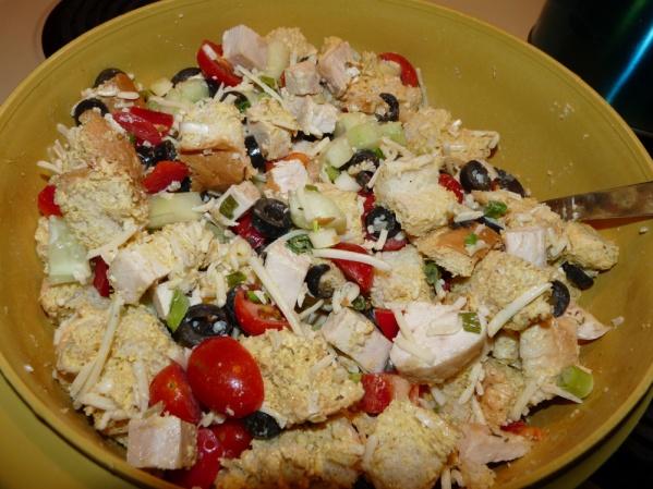 Mixed Panzanella