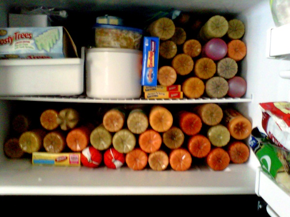 Storing Soup