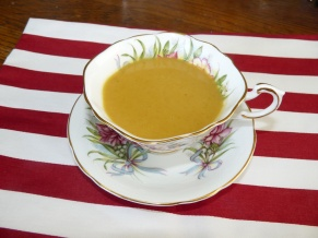 Butternut Squash Pear Soup