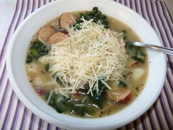 Kale Potato Soup