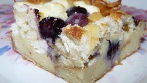 Photo: Blueberry Cheesecake French Toast