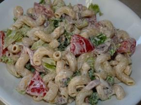 Pasta Salad - BLT