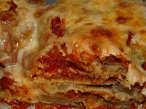 Melady Cooks: Eggplant Parmesan