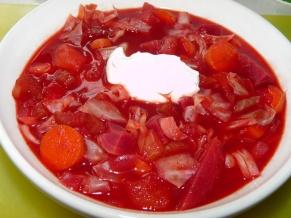 Borscht - Melady Cooks