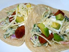 Fishstick Tacos