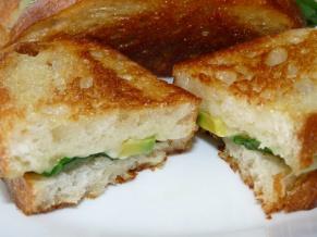 Grilled Havarti Sandwiches