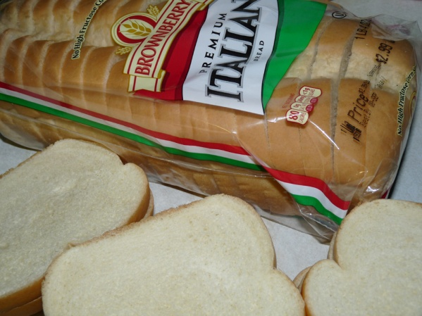 Italian white bread
