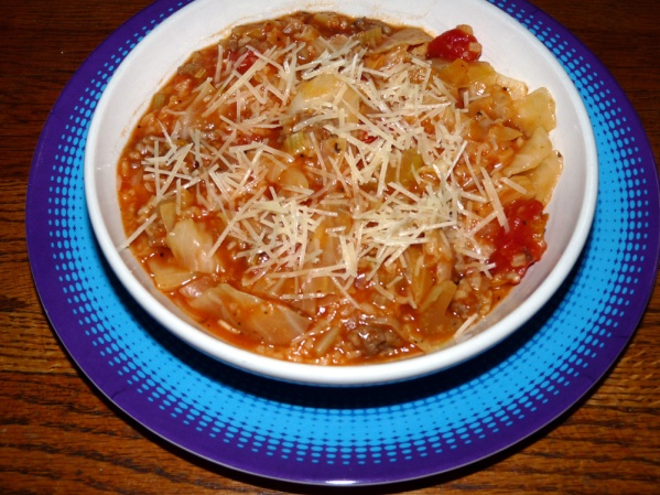 Soup Bowl Cabbage Rolls