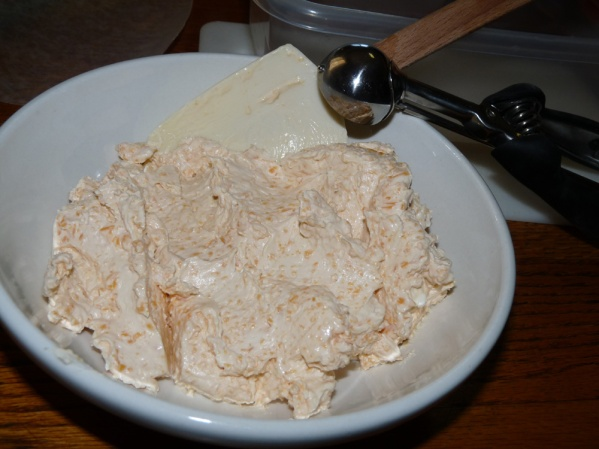 Use food processor to blend ingredients