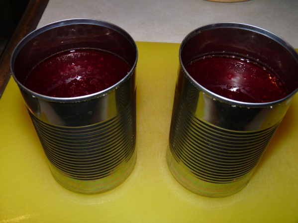 Canned puree
