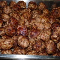 Elk Meatballs {I'm game!}