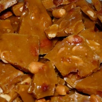 Peanut Brittle {by Grandpa Wally}
