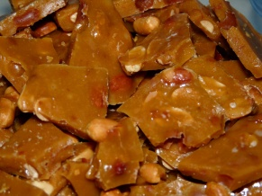 Family Traditions: Peanut Brittle