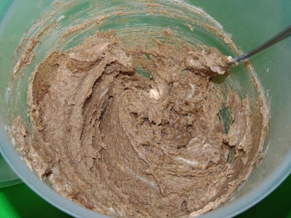 Beat ingredients until smooth