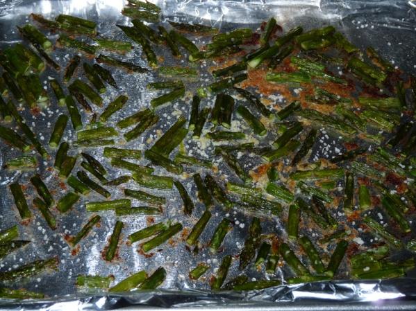 Roasted aspaaragus