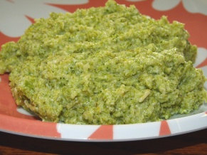Broccoli Ricotta Mash
