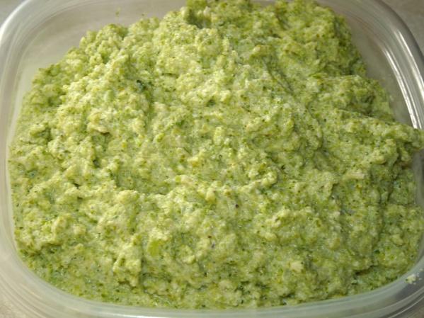 Broccoli Mash