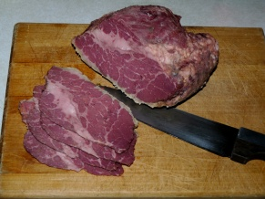 Crockpot Corned Beef