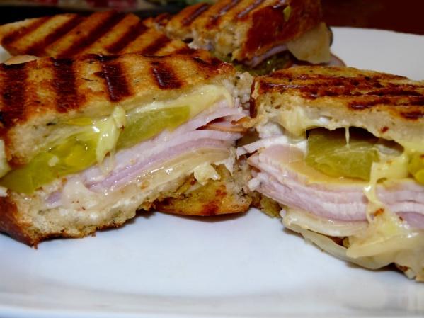Cuban Panini {Foreign Origin?} | Lady Melady: My Castle, My Food