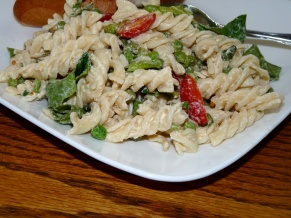 Lemon Pasta Salad
