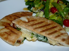 Turkey Kangaroo Pocket Panini