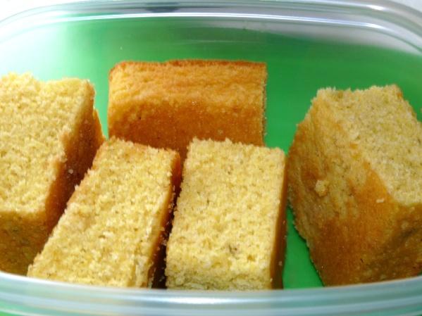 Buttermilk style cornbread