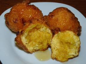 Double Corn Hush Puppies