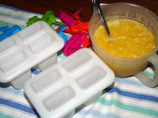 Add lemon juice and sugar to taste
