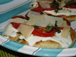 Panini Pizzas