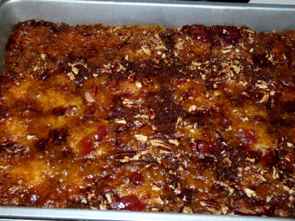 Bake for 40 minutes in preheated oven