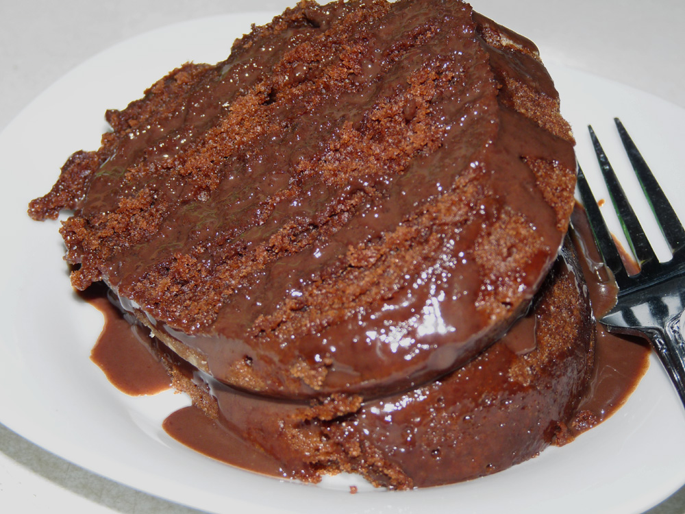 Chocolate Fudge Bundt
