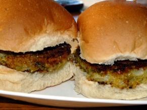 Cauliflower Cheeseburgers