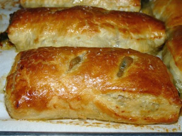 Bake 20 - 25 minutes or until golden brown