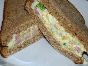 Egg Salad Spam-wich
