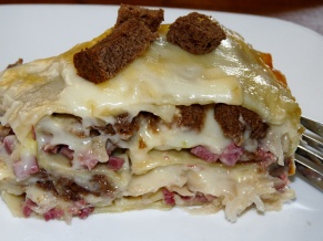 Reuben Lasagna