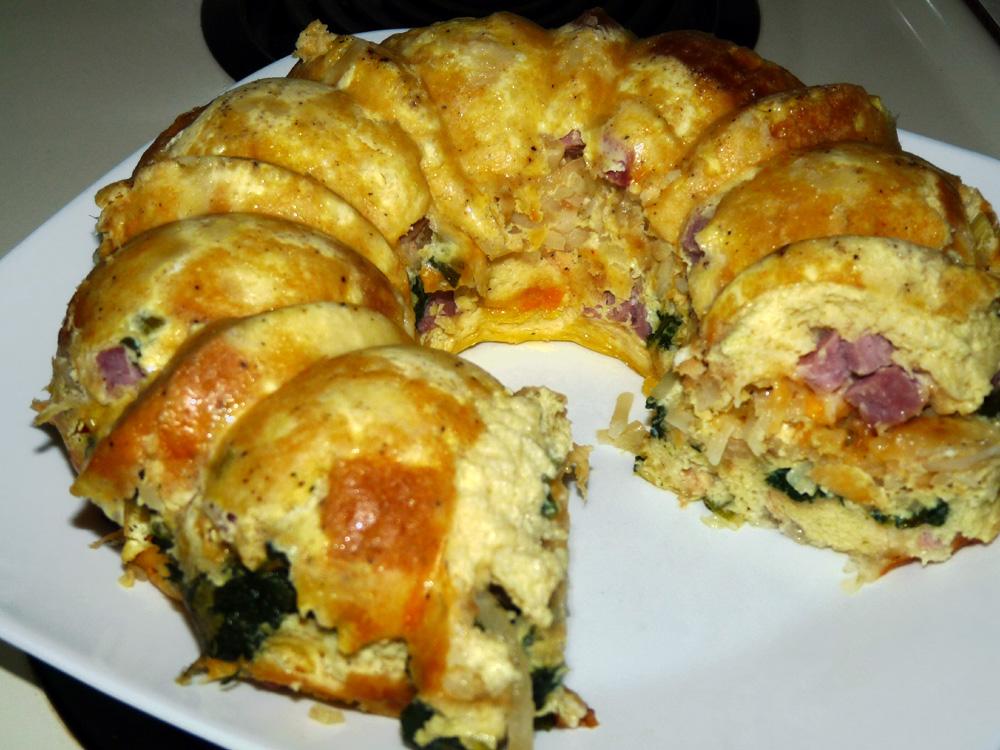 Easy Recipe Bundt Cake Breakfast Casserole