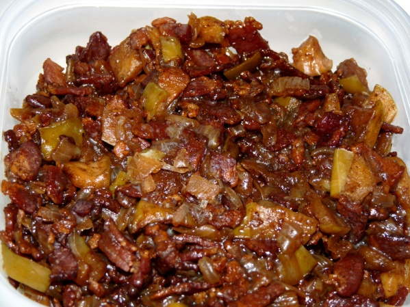 Bacon Apple Onion Jam