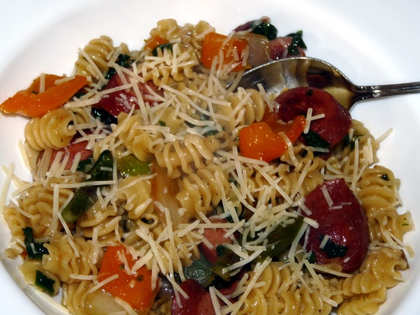 Tuscan Oil Pasta Bowl