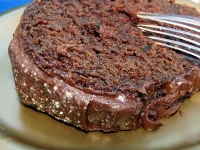 Chocolate Lovers Zucchini Cake