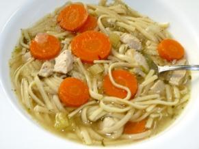 Chicken Noodle Soup (Copy Cat Recipe)