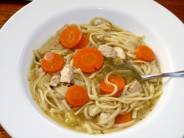 Chicken Noodle Soup (Copy Cat Recipe)