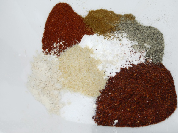 Julie's fajita seasoning
