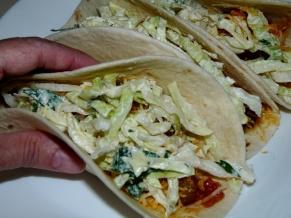 Zucchini Chicken Tacos