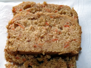 Apple Carrot Bread