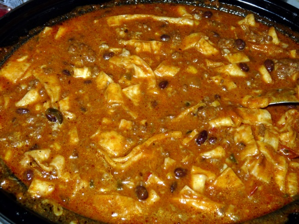 Use it in enchilada soup or any other favorite Mexican recipes
