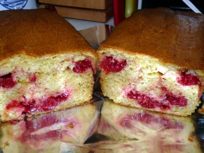 Cherry Lime Bread