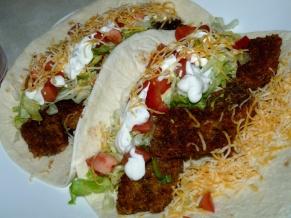 Walleye Tacos