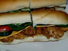 Chicken Fajita Subs