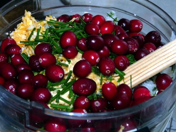 Measure additions into food processor